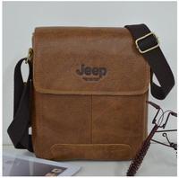 Vintage Brand designer genuine leather men shoulder bag First layer of Cowskin men messenger bags