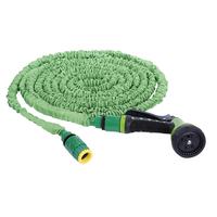 Magic retractable water pipe car wash high pressure water gun household set flower pet multifunctional nozzle