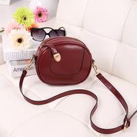 Fashion vintage messenger bag girl's small should bag