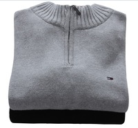 2014 male pullover sweater fashion long-sleeve male sweater mens sweater polo