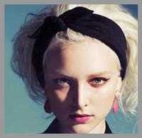 Free shipping New 2014 Korean Style Fashion Rabbit ear Headscarf Headbands For Women Hair Accessories