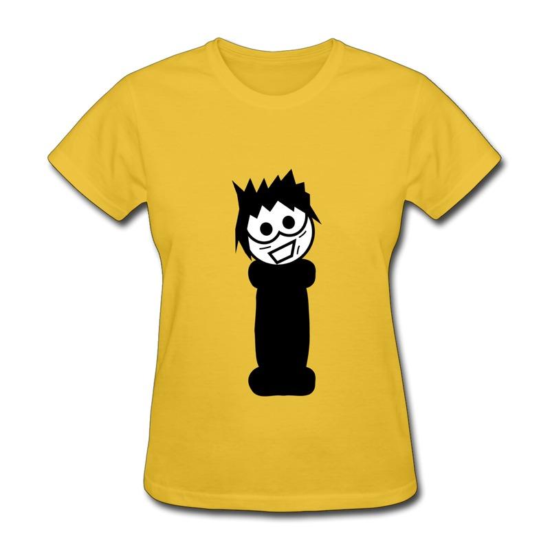 Женская футболка HIC T saeule kopf drauf o HIC_10102 женская футболка hic t hic 8861