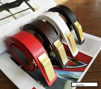 Fashion Plaid Pattern Luxury women Belts Waist PU Leather ladies belts dress cool Pin Buckle 2014 new de678