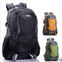 2014 hot selling travel backpack large capacity outdoor mountaineering bag men travel bags waterproof backpacks FREE SHIPPING