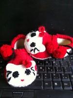Handmade yarn shoes baby shoes baby shoes baby shoes customize