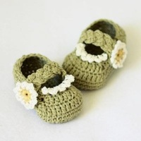 Baby yarn shoes baby shoes toddler shoes soft sole shoes 0-1 year old