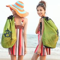 Beach lovers bag beach wraps waterproof swimming bag backpack