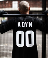 Men's clothing adyn 00 dop fukk the trend of the trend of the length short sleeve t-shirt