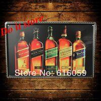 [ Do it ] Metal sign Wholesale Vintage Craft Pub Bar Plaque Wall painting PUB Decor 20*30 CM AB-9