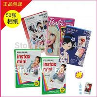 5 box/ set mix order lot Free shipping instax Mini Film 10 pcs photoes for one box  for fuji instax mini 7s 7S/25