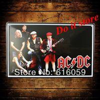 [ Do it ] Metal sign Wholesale Vintage Craft Pub Bar Plaque Wall painting PUB Decor 20*30 CM AB-10