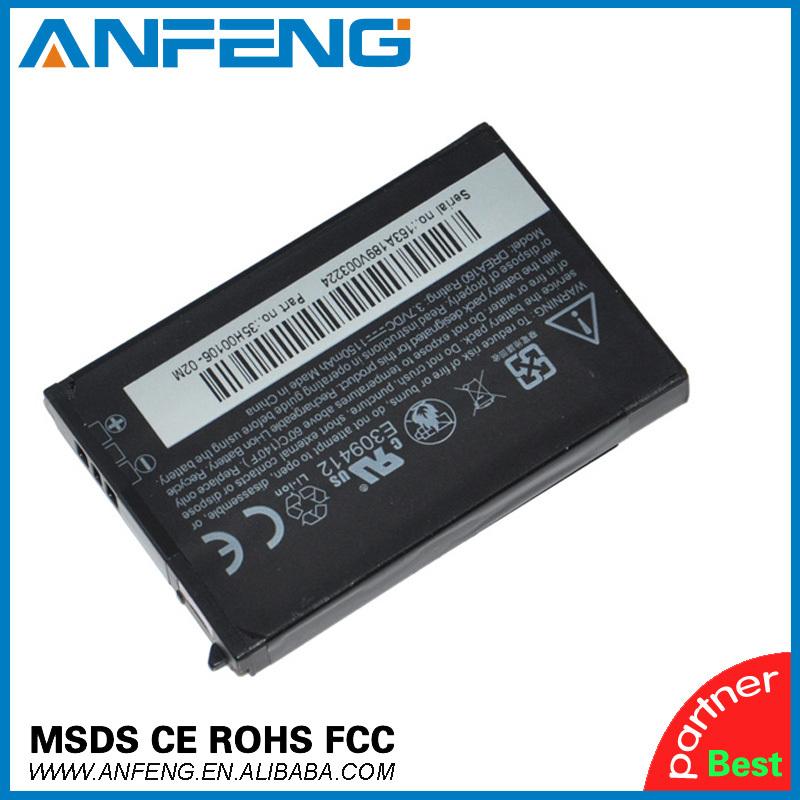 Fine Quality DREA160 BA S370 Standard Battery for HTC G1A Dream 100 Google G1 OEM 20PCS(China (Mainland))