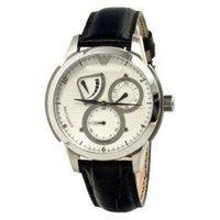 NEW ARRIVAL Meccanico Men's White Watch AR4605