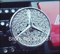 2014 Car Perfume Car Air Freshener Conditioning Fragrances Outlet Air Freshener Logo Perfume Crystal For Mercedes-Benz