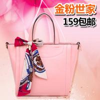 Women's handbag spring and summer 2014 women's handbag large bag elegant bow bag