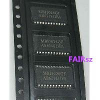 100PCS LOT MBI5026GF MBI5026 MBI5026F MB15026GF 15026GF LED Sink Driver(China (Mainland))