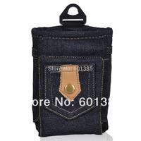 Portable Qi Standard Wireless Charging Denim Bag For Phones