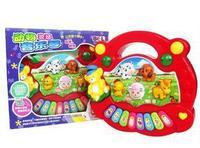 Baby Kid's toys Popular Animal Farm Piano Music Piano TToy Electrical Keyboard Developmental oy Free Shipping