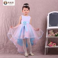 Flower girl dress princess dress child costume child princess dress wedding dress flower girl formal dress party evening