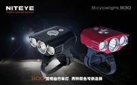 High quality professional niteye bicycle lamp b30 900 lamp