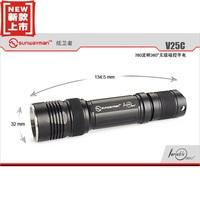 New arrival sunwaymn v25c 780lumen 360 deg . magneticcontrol flashlight 18650