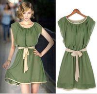 Hot Summer Women's Sleeveless Chiffon Dress Sexy Slim Party Evening Mini Beach Maxi Dress Size S-XXL Free Shipping LJ887