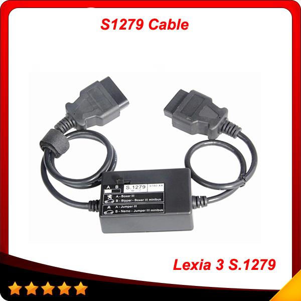 lexia 3 S.1279 module of PPS2000 Lexia3 Citroen Peugeot( Nemo,Bipper,Boxer III,Jumper III)(China (Mainland))