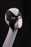 2014 new gold handmade masks Princess Lady  Easter mask masquerade mask