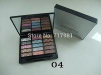 2014 New 15colors eyeshadow fashion make up kit 28g Free Shipping 6pcs /lot