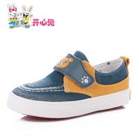 2014 autumn child canvas shoes boys shoes female single shoes large child skateboarding shoes