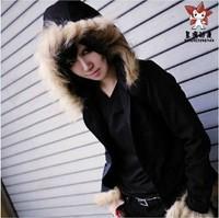 Hot New Free Shipping Anime Durarara!! Izaya Orihara Cosplay Costume Coat Jacket  Anime Products