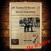 [ Do it ] Metal sign Wholesale Vintage Craft Pub Bar Plaque Wall painting PUB Decor 20*30 CM AB-37