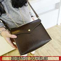 2014 spring and summer vintage small bag casual all-match small messenger bag women's handbag one shoulder cross-body bag