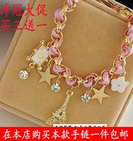 Bracelet flower of love female fashion poker