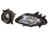 Led motorcycle headlight  for S1000R      2010-2011 s1000rr Clear