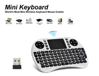 Russian Version Fly Air Mouse Mini Wireless Keyboard  Remote Control For Touchpad PC Laptop Tablet Smart Phone TV Box P0013657