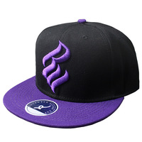 Cap personality street rocawear hiphop cap hip-hop hat flat along the cap male street baseball cap