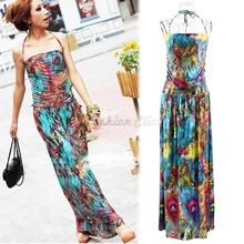 popular halter dress pattern