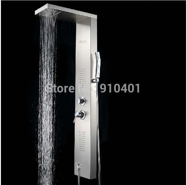 Online kopen wholesale waterval douche uit china waterval douche groothandel - Moderne italiaanse douche ...