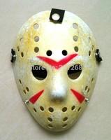Jason mask Hockey mask halloween mask Free shipping to some country