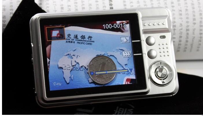 DC - 16 million pixel camera K09 ultra-thin home digital cameras recorded video(China (Mainland))