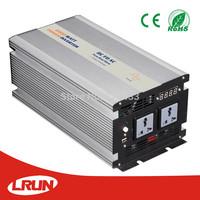 2000W pure sine wave off grid power inverter 4000W peak 12V or 24V to 110V or 220V
