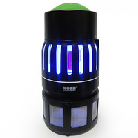 Green gm909g photoswitchable mosquito killer lamp mosquito killer photocatalyst electronic insect repellent mosquito suction
