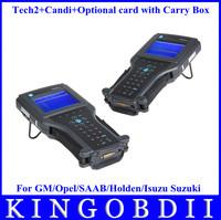 2014 GM tech2 diagnostic tool Full diagnostic Tech 2 Opel SAAB Holden Isuzu Suzuki vetronix GM tech2 scanner without black box