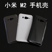 xiaomi m2 phone case protective case miui shell diy rhinestone pasted transparant case