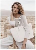 2014 mng mango bag women's handbag Emboss shopping bag fashion shoulder bag handbag