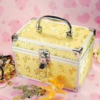 Sauna bag handbag ktv princess bag evening bag dj princess bag princess box 444 gold