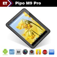 Pipo M9 Pro 3G Quad Core 3G Tablet PC 10inch FHD HFFS 1920x1200 2G RAM 32GB WCDMA Bluetooth GPS 5.0MP Camera