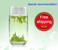 2014New Green Tea 250g, organic green tea China Dragon Well,XiHu Longjing Green Tea AAAAA Free Shipping