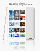 Free ship-Ultra Thin 7.2mm Bmorn K22 Quad Core Android 4.1 Tablet PC 7 Inch IPS Screen 8GB Dual Cameras HDMI Silver